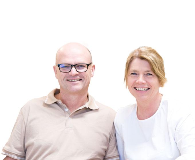 Urologe Dr. Martin Vorauer und seine Gattin Viktoria Vorauer